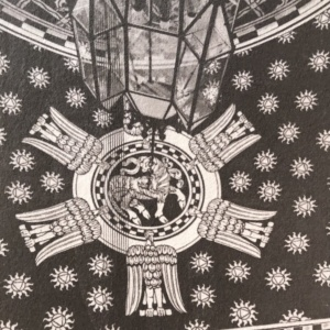 Rome, Salt Print